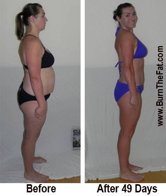Shannon before - 252 lbs