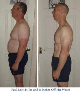 Fat loss tips for men