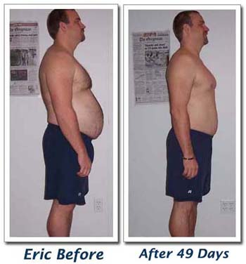 eric's 49-day body transformation