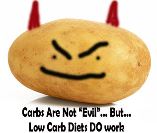 carbs - evil or just optional