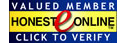 HONESTe Online Member Seal Click to verify - Before you buy!