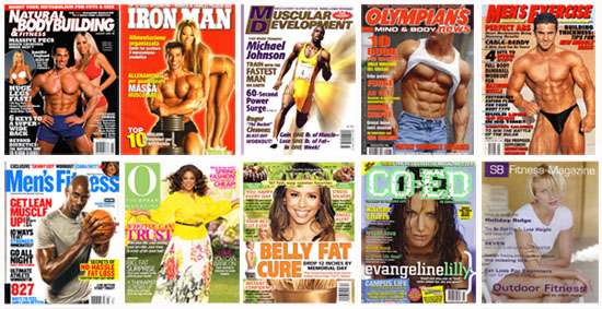 As seen in Men's Fitness, The Wall Street Journal and Oprah Magazine