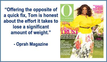 Tom Venuto as Seen In Oprah