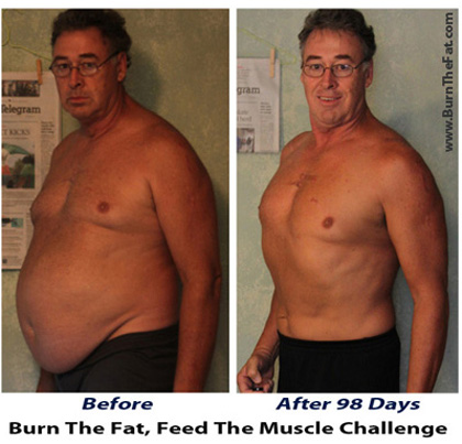 burn the fat challenge