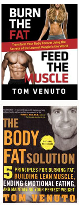 Tom Venuto, National best selling weight loss author