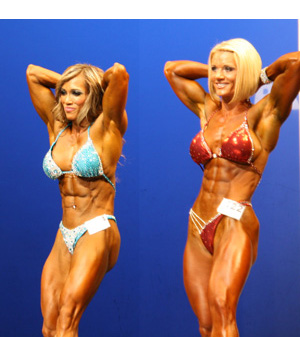 women's physique competition